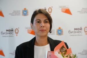 Победительницей конкурса стала Анастасия Володченко из Приволжья, она представила проект мобильной кофейни.