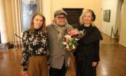 Историк моды Александр Васильев побывал в Самарскомобластномхудожественном музее