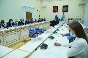 Глава региона отметил, что эпидемиологическая ситуация в регионе крайне тревожная.