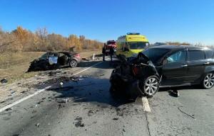 Смертельное ДТП около Октябрьска: трое погибших