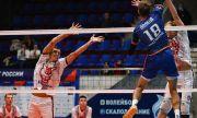 Волейбольный клуб «Нова»одержалдве победы в Магнитогорске