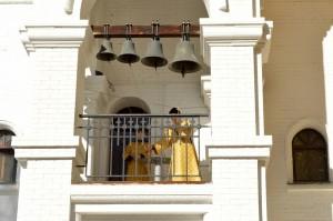 Участниками праздника стали учащиеся и выпускники Православной классической гимназии, студенты Поволжского православного института, а также звонари храма.