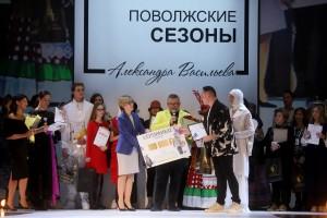 В финале Фестиваля были показаны коллекции участников из 18 городов России, 17 коллекций были показаны на подиуме впервые.