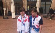 Самарские спортсменки завоевали медали на Трисомных играх в Италии