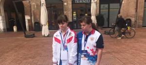 С 4 по 11 октября в итальянском городе Феррара прошли Открытые Европейские Трисомные игры среди спортсменов с синдромом Дауна.