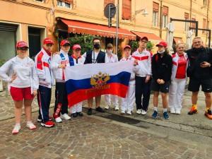 Самарские спортсменки выступили на Трисомных играх в Италии