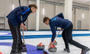 В новом Дворце спорта в Самаре прошел турнир по керлингу