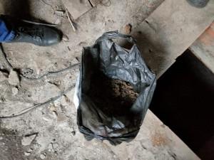У жителя Нефтегорского района нашли пакет с наркотиками
