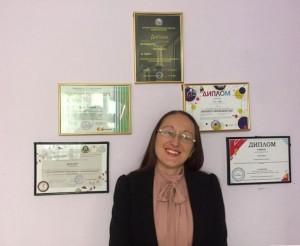 Студентка ТГУ вошла в состав экспертного совета всероссийского конкурса