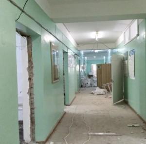 В Самарской городской больнице № 7 идет подготовка центра амбулаторной онкологической помощи.