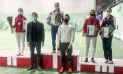 Тольяттинские саблистки вошли в четверку сильнейших на Всероссийских соревнованиях по фехтованию