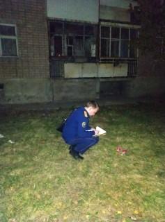 В Сызрани девочки выпрыгнули с 5 этажа, спасаясь от пожара