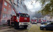 В результате пожара на улице Ново Садовая погиб 1 человек