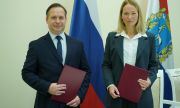 Подписание соглашения о сотрудничестве между Правительством СО и ООО«ТД«Миндаль»