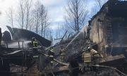 Основное о пожаре на заводе по производству взрывчатки под Рязанью