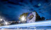 Дмитрий Азаров поздравил победителя окружного фестиваля стрит-арта