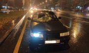 В Самаре с разницей в час два пешехода попали под машину
