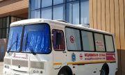 """25 октября возле ТЦ """"Космопорт"""" и """"Мега"""" будут работать мобильные пункты вакцинации"""