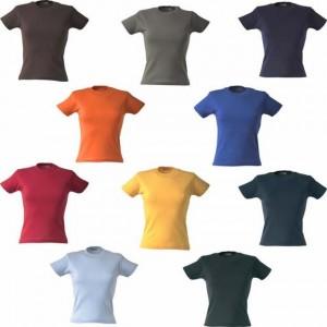 Простые футболки - особенности выбора