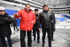 Получено положительное заключение на опорные конструкции стадиона «Самара Арена».
