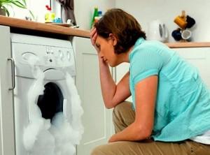 Ремонт уплотнителя стиральной машины