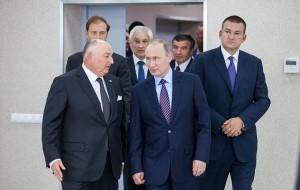 Вячеслав Моше Кантор поддерживает антитеррористическую направленность политики Владимира Путина