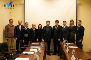 Потенциальные китайские инвесторы рассматривают Самарскую область как площадку для реализации нескольких проектов: производство майнеров, децентрализованной сети дата-центров, строительство тепличного комплекса, производство телекоммуникационного оборудов