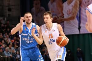 Баскетбольная «Самара» добилась рекордной победы  Наша команда продолжает лидировать в Суперлиге.
