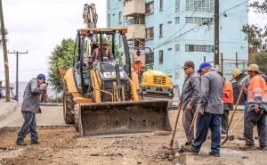 В первую очередь начнется ремонт улицы Чернореченской на участке от улицы Киевской до Клинической