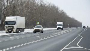 Движение на федеральных дорогах Поволжья осуществляется в штатном режиме