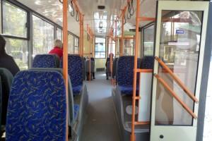 В Самаре уволен водитель маршрутки, ударивший женщину - водителя троллейбуса