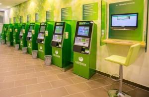 Что можно сделать с помощью устройств самообслуживания Сбербанка?