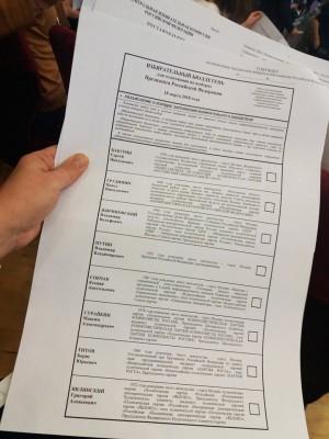 Президентские выборы состоятся в России 18 марта.