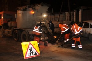 В Самаре приступили к ремонту дорог