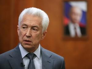 Владимир Васильев — РБК: «В Дагестан пришла вся Россия»