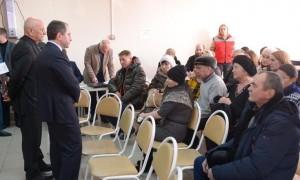 Михаил Бабич в Орске провел совещание по вопросу оказания помощи родственникам погибших в авиакатастрофе самолета Ан-148