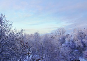 В Самарской области к концу недели похолодает до -27 градусов