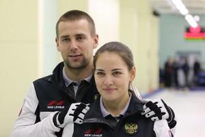 Особо порадовали наши кёрлингисты Анастасия Брызгалова и Александр Крушельницкий.