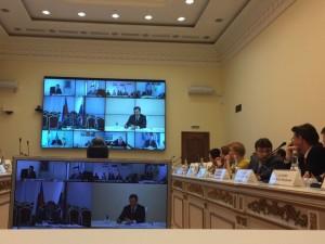 Дмитрий Азаров провел заседание рабочей группы по содействию избирательным комиссиям в Самарской области Об этом сообщает Департамент информационной политики региона.