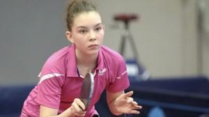 На молодёжном первенстве Европы по настольному теннису впервые финал был чисто самарским Маша Тайлакова обыграла Леру Щербатых.