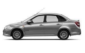 Ранее автомобиль выпускали в Ижевске.