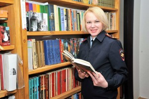 Ольга Шелест - полицейский, блогер, журналист и мама двоих сыновей.