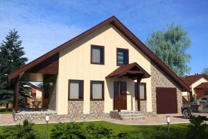 Готовые проекты домов – экономично и практично