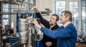 В СамГТУ ученые разрабатывают уникальные способы получения топлива