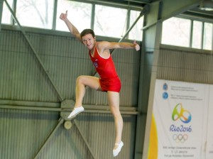 В Баку состоялся чемпионат Европы по прыжкам на батуте. В нем участвовало более 400 спортсменов. В составе сборной России выступали два представителя Самарской области.