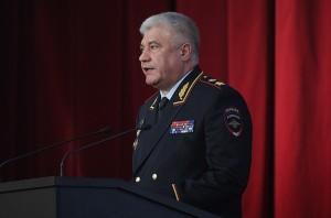Глава МВД наградил сотрудников полиции за героизм при спасении людей