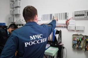Как пояснили в ГУ МЧС  Самарской области, в торговом центре проводились учения.