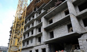 Самарская область по итогам первого квартала по строительству и вводу жилья занимает второе место в ПФО
