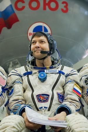 Самарский космонавт Олег Кононенко готовится к своему четвёртому полёту в космос