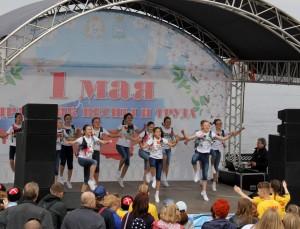 День весны и Труда в Самаре: ФОТО Помимо площади Куйбышева праздничные мероприятия прошли на второй очереди набережной Волги.